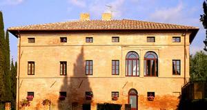 Buonconvento:Villa Armena