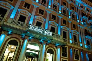 Genoa:Grand Hotel Savoia
