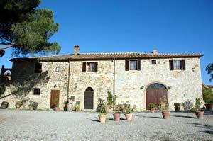 Castellina in Chianti:Hotel Casafrassi