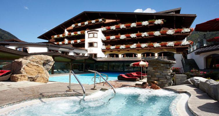 Imst / Tirol:Spa Hotel Jagdhof