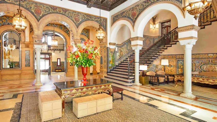 Hotel alfonso xiii seville spain updated 2017 official - Hotel alfonso xii sevilla ...