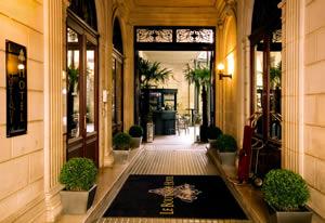 Bordeaux:Le Boutique Hotel Bordeaux