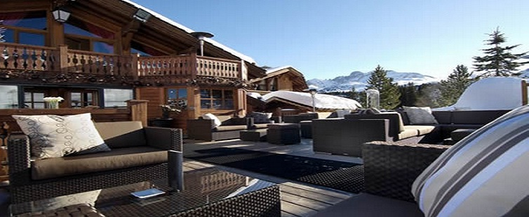 Courchevel:Hotel Le Kilimandjaro