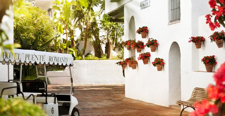 Marbella:Puente Romano Beach Resort & Spa