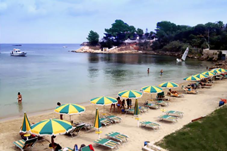 Grand Hotel Ortigia Private Beach