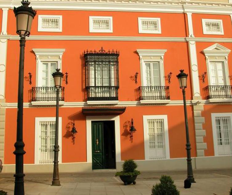 Zafra:Casa Palacio Conde de la Corte