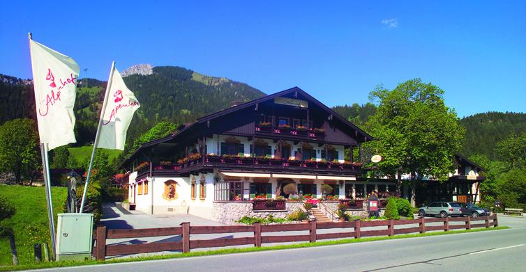 Bayrischzell (Rosenheim - 37 km):Hotel Der Alpenhof