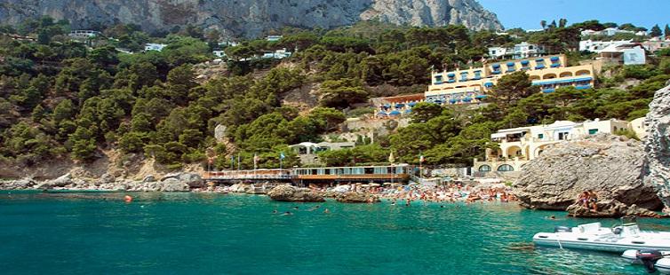 Capri:Hotel Weber Ambassador