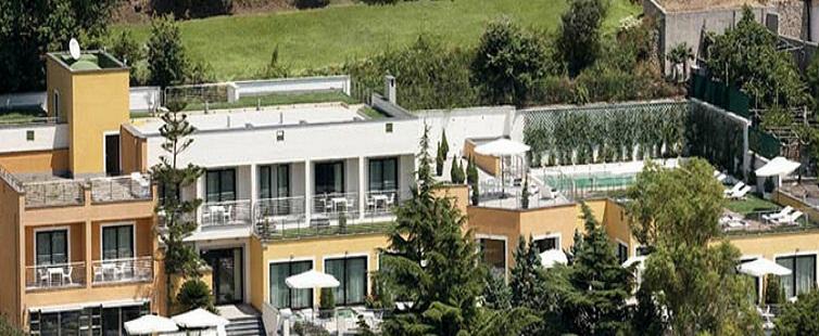 Amalfi Coast (Vietri sul Mare):Relais Paradiso
