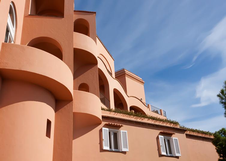 Capri:Hotel Punta Tragara