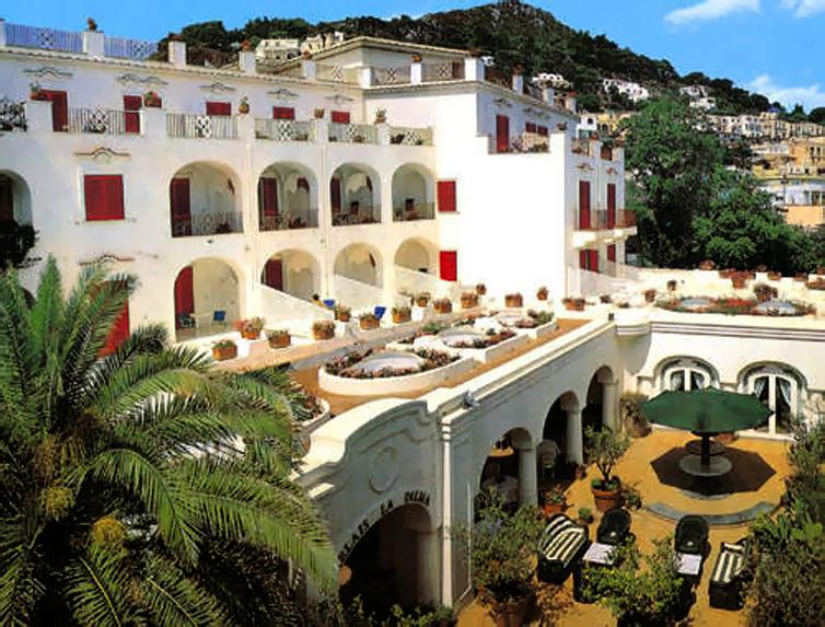 Capri:Hotel La Palma