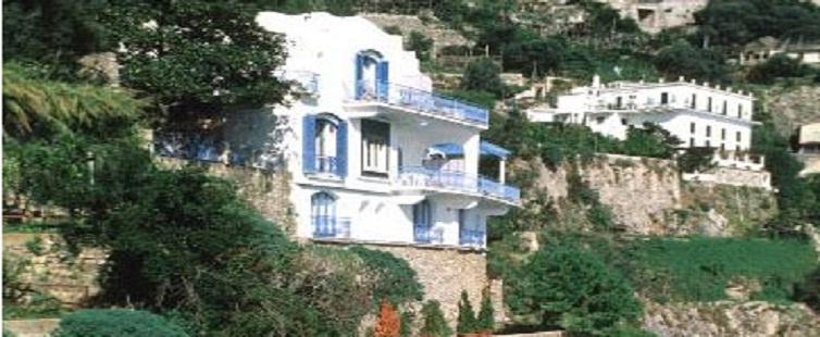 Castiglione di Ravello:Hotel Villa San Michele