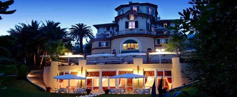 Nervi:Hotel Villa Pagoda