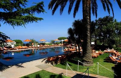 Anacapri:Capri Palace Hotel & Spa