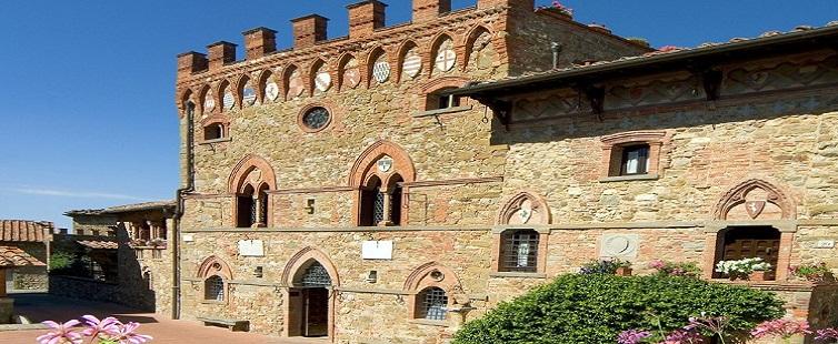 Bucine:Castelletto di Montebenichi
