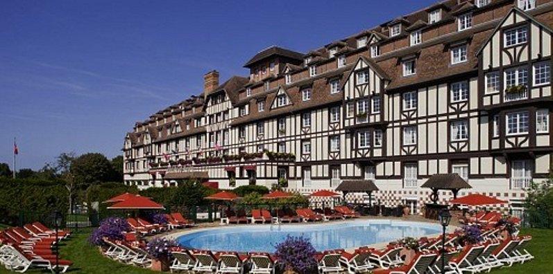 Deauville:Hotel du Golf Barriere