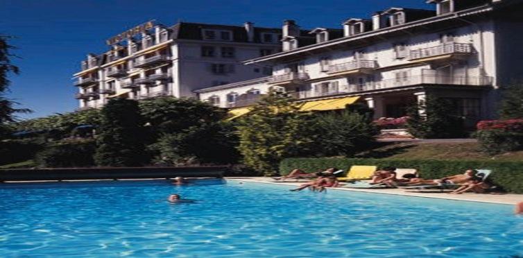 Glion:Hotel Victoria