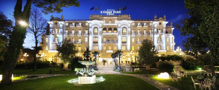 Rimini:Grand Hotel Rimini