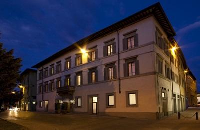 Citta di Castello (Arezzo - 38 km):Hotel Tiferno