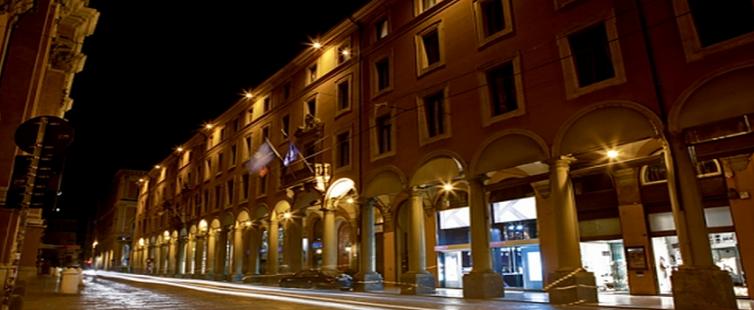 Bologna:Grand Hotel Majestic