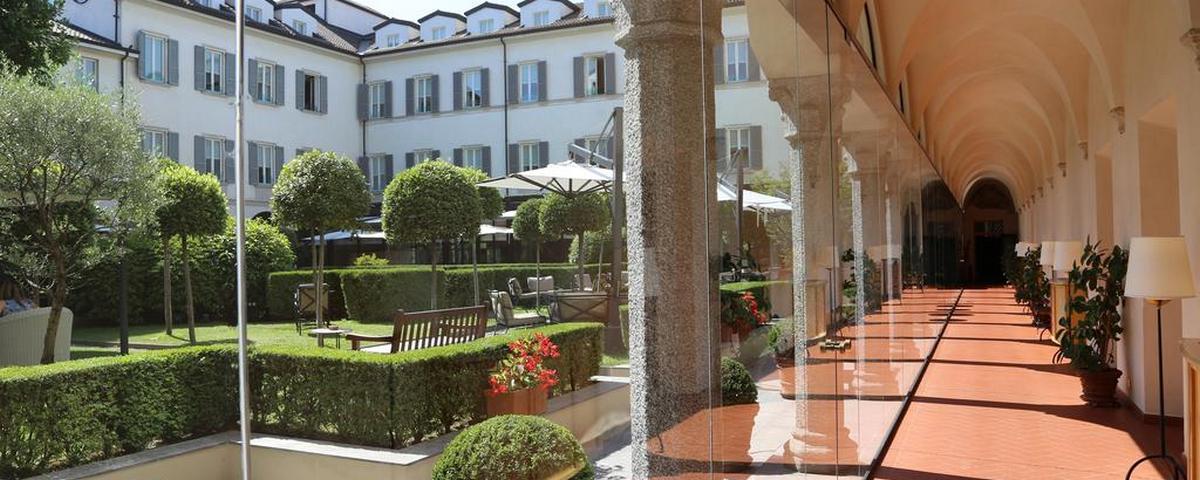 Milan:Four Seasons Hotel Milano