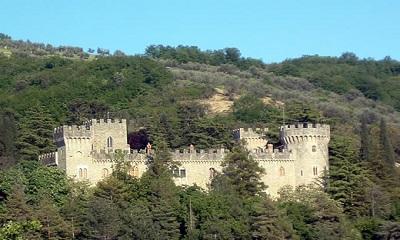 Cenerente:Oscano´s Castle