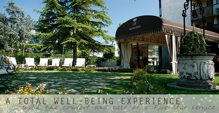 Abano Terme:Abano Ritz Thermae & Wellness Hotel