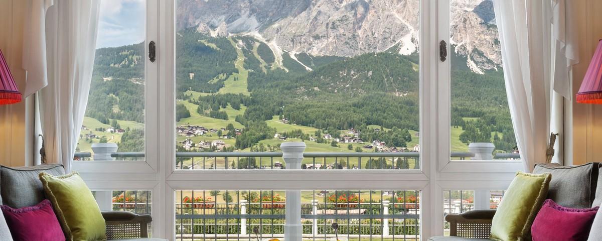 Cortina d´Ampezzo:Cristallo Resort & Spa