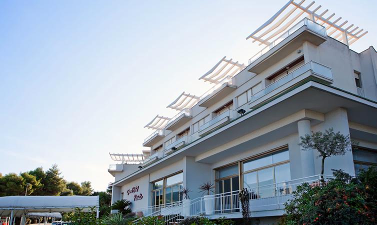 Ancona:Grand Hotel Passetto
