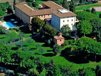 Castiglione della Pescaia:L`Andana Hotel Tenuta La Badiola
