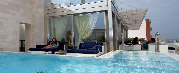 Gallipoli:Hotel Palazzo del Corso ***** De Luxe