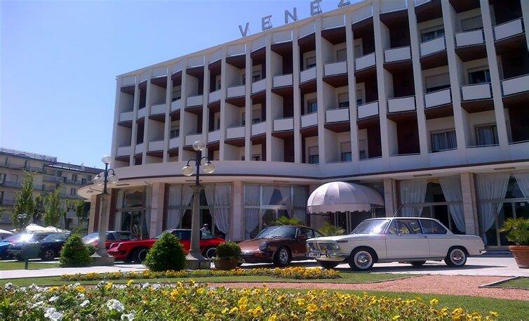 Abano Terme:Hotel Venezia Terme