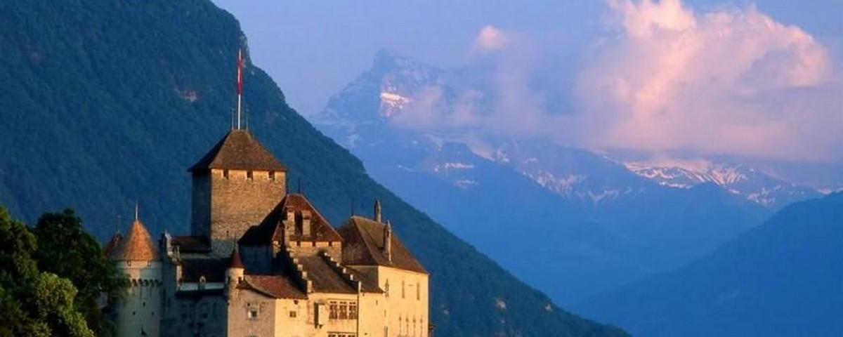 Mont-Pélerin:Le Mirador Resort & Spa