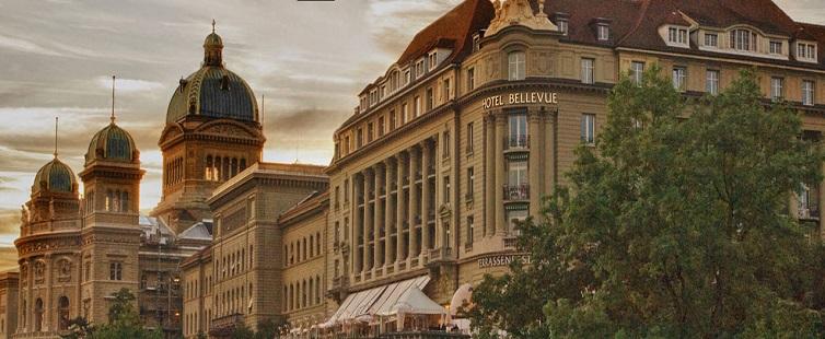 Bern:Hotel Bellevue Palace