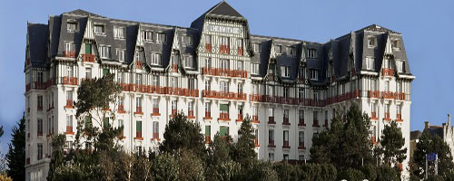 La Baule:Hotel Hermitage Barriere