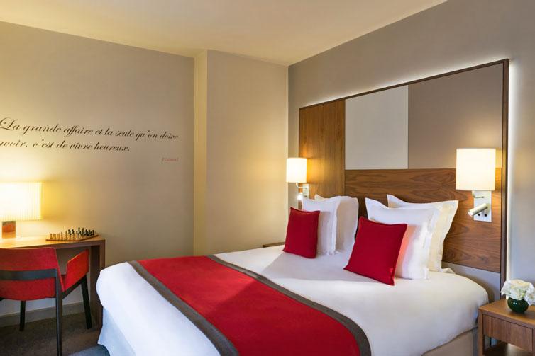 hotel le tourville paris france updated 2017 official website of jp moser. Black Bedroom Furniture Sets. Home Design Ideas