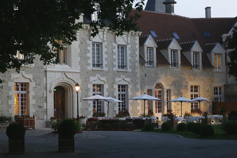 Fere-en-Tardenois:Chateau de Fere