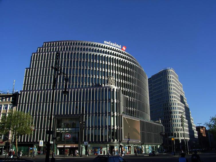 Berlin:Swissotel Berlin