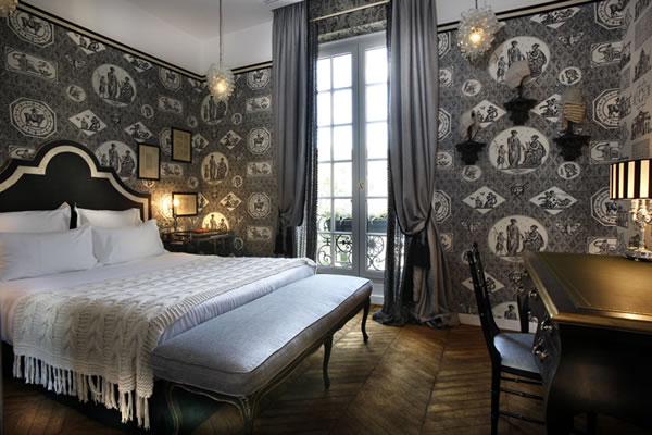 Hotel saint james paris paris france updated 2017 official for Boudoir hotel