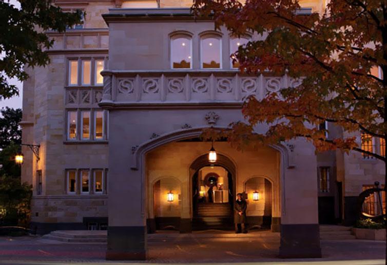 Frankfurt:Hotel Villa Kennedy