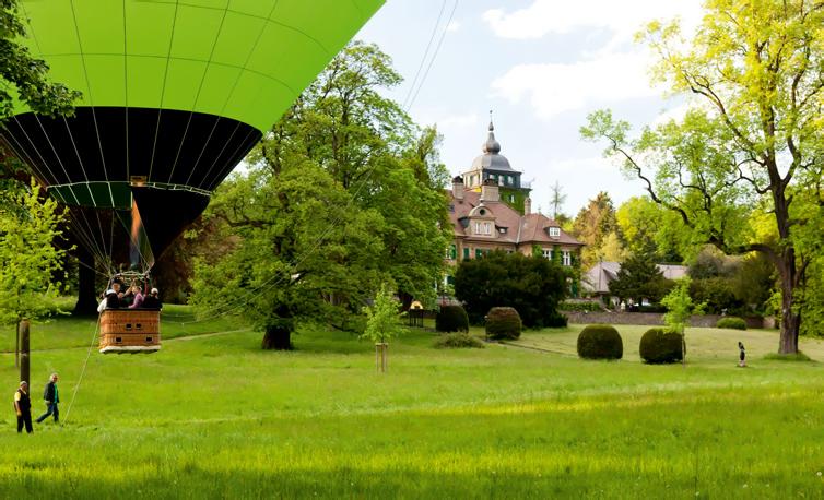 Bergisch Gladbach:Schlosshotel Lerbach