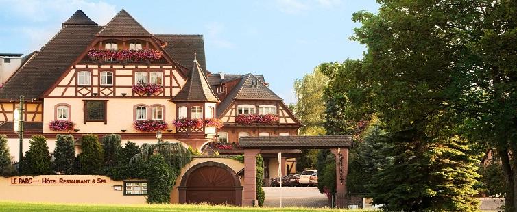 Obernai:Hotel Le Parc