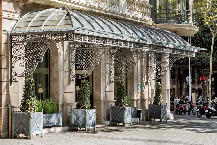 Find The Top 180 Hotels Of Spain According To The Jp Moser Hotel
