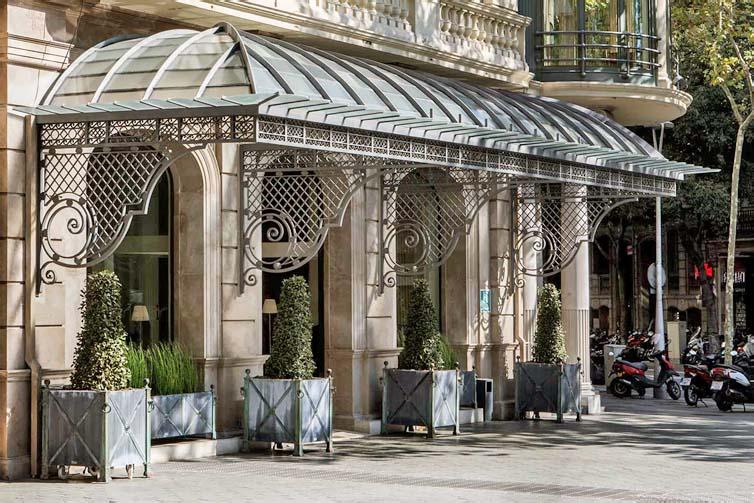 Barcelona:Majestic Hotel & Spa Barcelona
