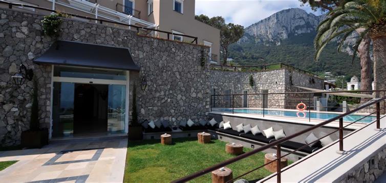 Capri:Villa Marina Capri Hotel & Spa