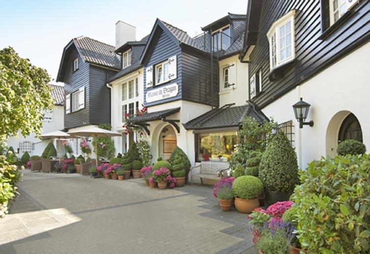 Knokke Heist:Hotel Manoir du Dragon