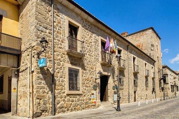 Avila:Palacio de los Velada