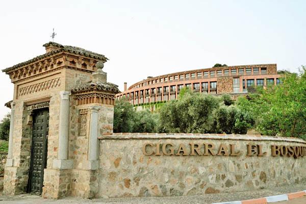 Toledo:Cigarral el Bosque Toledo