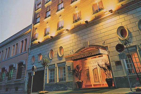 Bilbao:Hotel Lopez de Haro