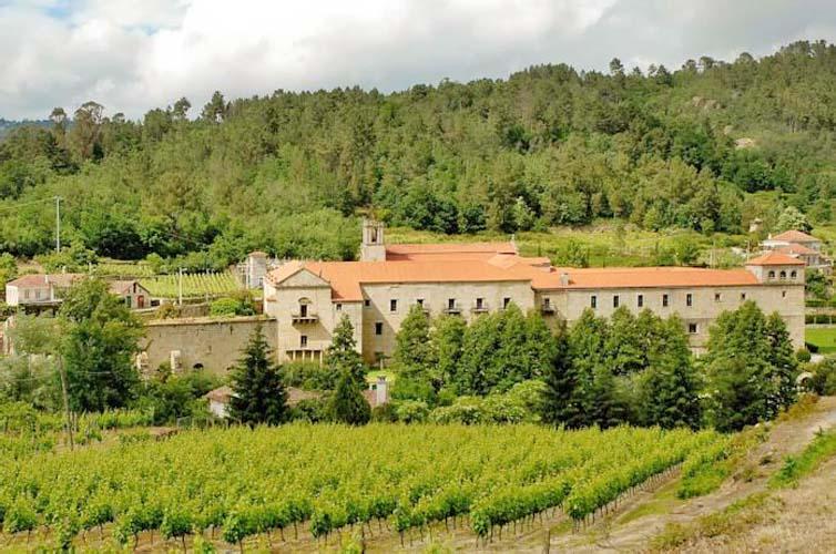 Leiro:Hotel Monumento Monasterio de San Clodio